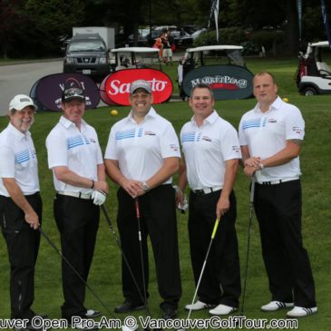2013 Vancouver Open Pro Am Results