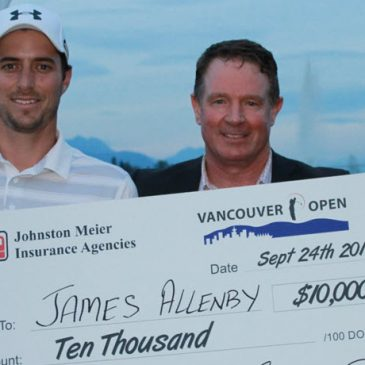 Allenby Closes Out Record Setting Year in Style
